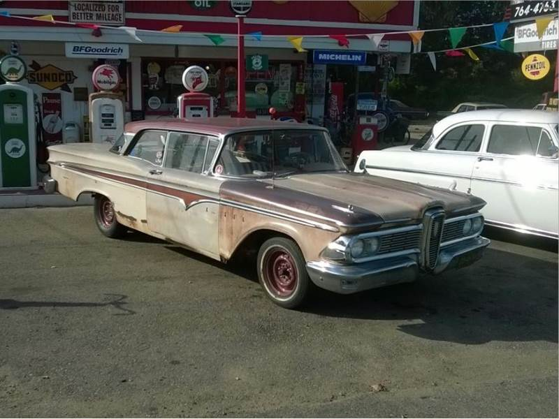 1959 Edsel Ranger car for sale in Detroit