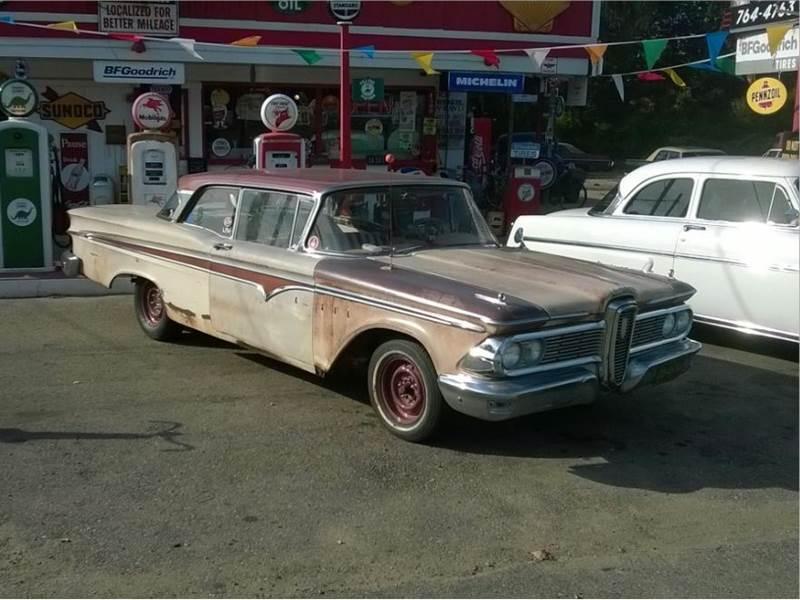 1959 Edsel Ranger car for sale in Detroit