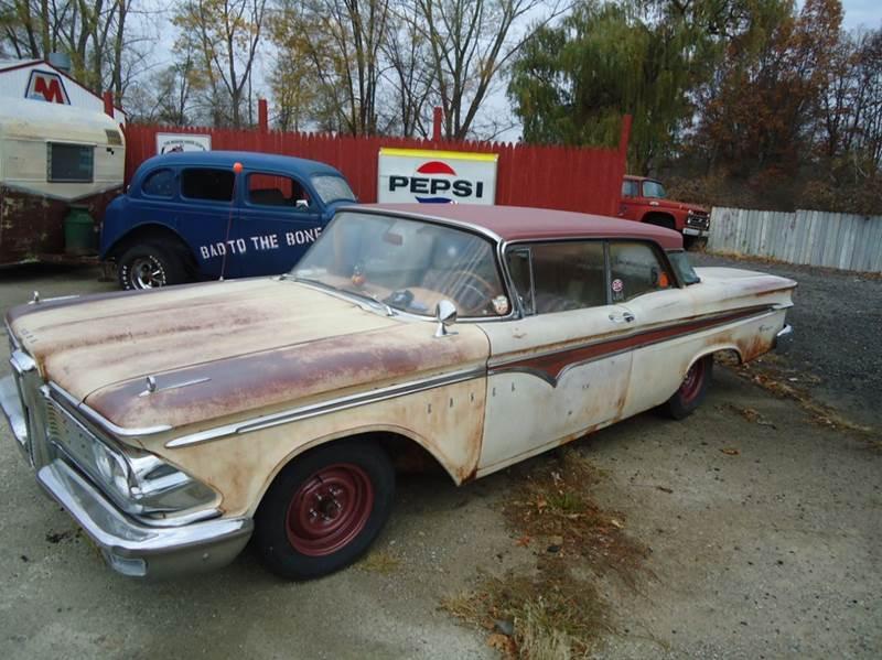 1959 Edsel Ranger  - Jackson Michigan MI