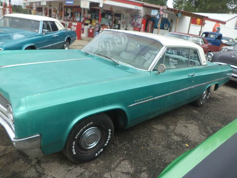 1963 Oldsmobile Eighty-eight car for sale in Detroit