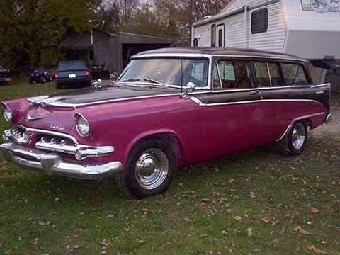 1956 Dodge Ram Wagon