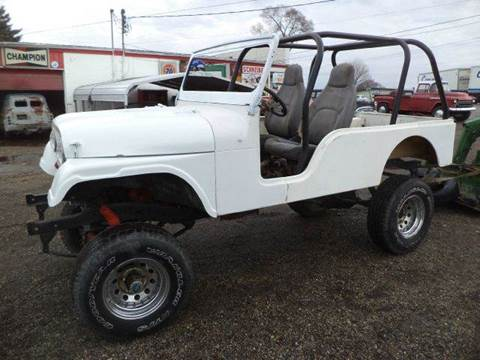1966 Willys cj-6
