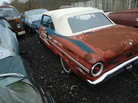 1963 Ford Falcon for sale in Jackson Michigan, MI