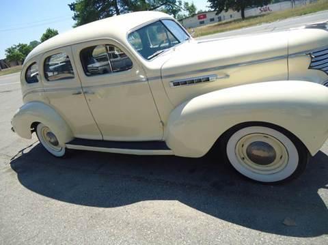 1939 Desoto 4 dr sueside  dr for sale in Jackson Michigan, MI