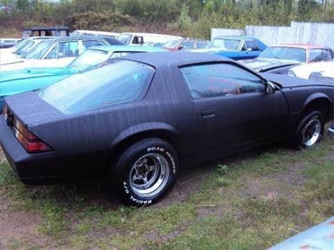 1984 Chevrolet 210