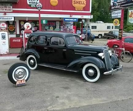 1935 Chevrolet 4 door