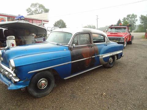 9AA5DADE FD46 40FE 9CD4 F568311AD432_7 1954 chevrolet bel air for sale carsforsale com  at n-0.co