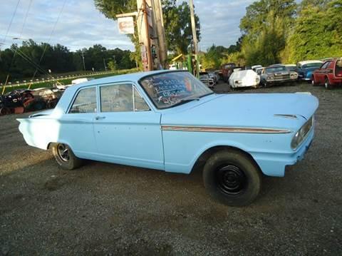 1962 Ford Fairlane 500 for sale in Jackson Michigan, MI