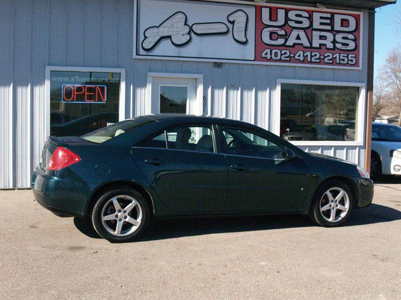 2007 Pontiac G6 4dr Sedan - South Sioux City NE