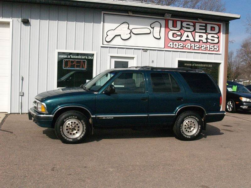 1997 Chevrolet Blazer 4dr LS 4WD SUV - South Sioux City NE