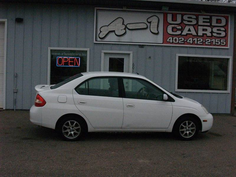 2002 Toyota Prius 4dr Sedan - South Sioux City NE