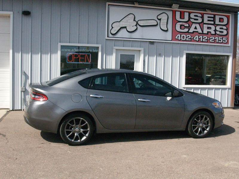 2013 Dodge Dart Limited 4dr Sedan - South Sioux City NE