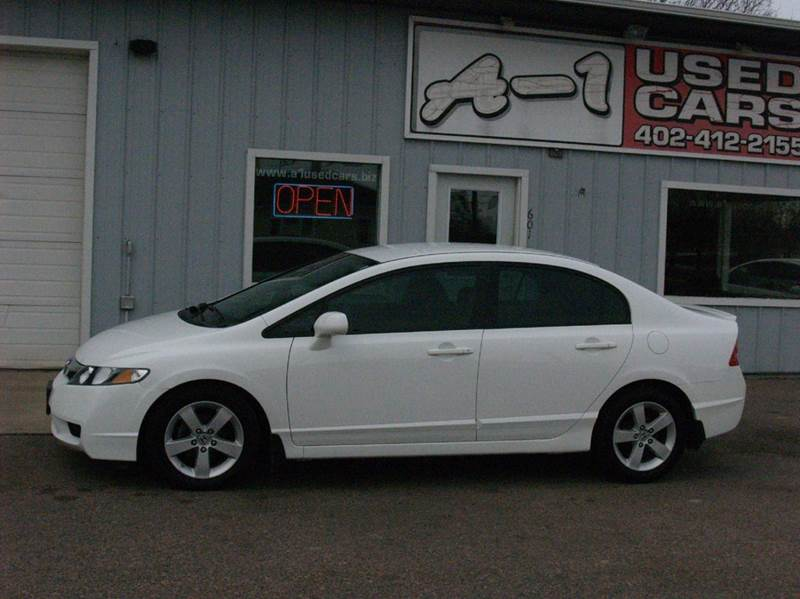2010 Honda Civic LX-S 4dr Sedan 5A - South Sioux City NE