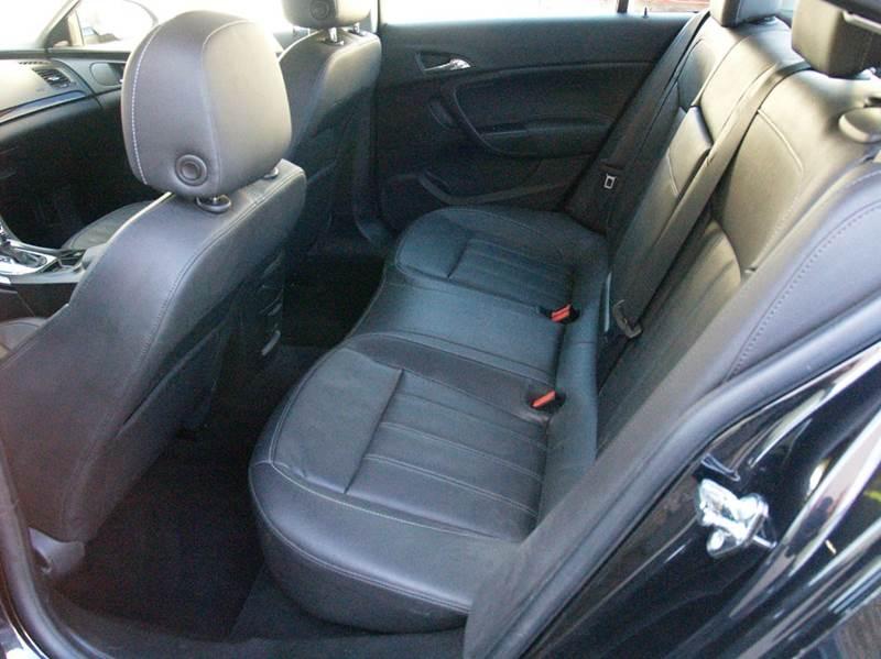 2011 Buick Regal CXL 4dr Sedan w/RL3 - South Sioux City NE