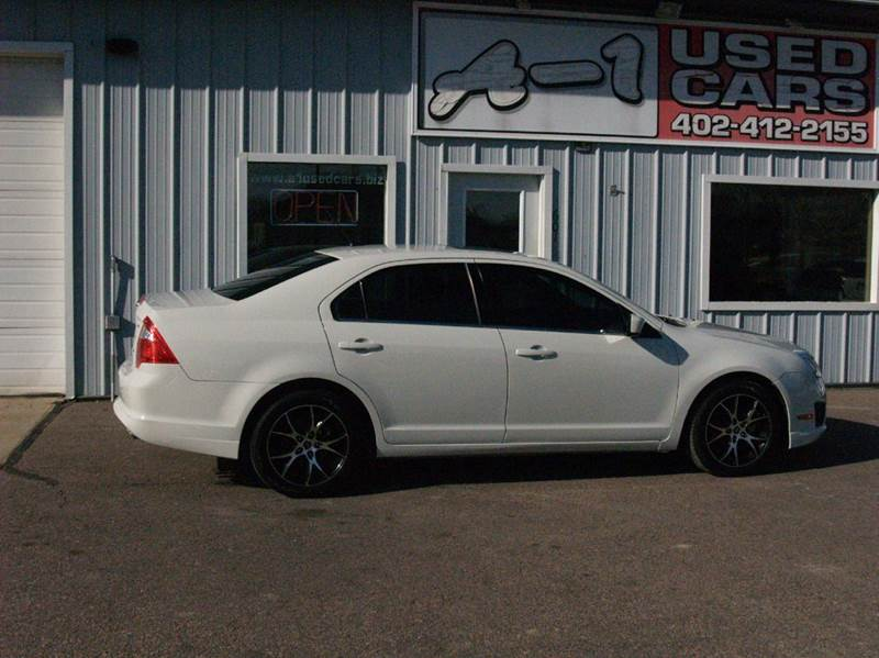 2011 Ford Fusion SE 4dr Sedan - South Sioux City NE