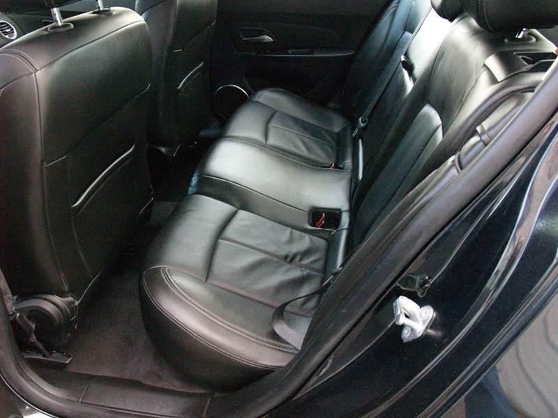 2011 Chevrolet Cruze LTZ 4dr Sedan - South Sioux City NE