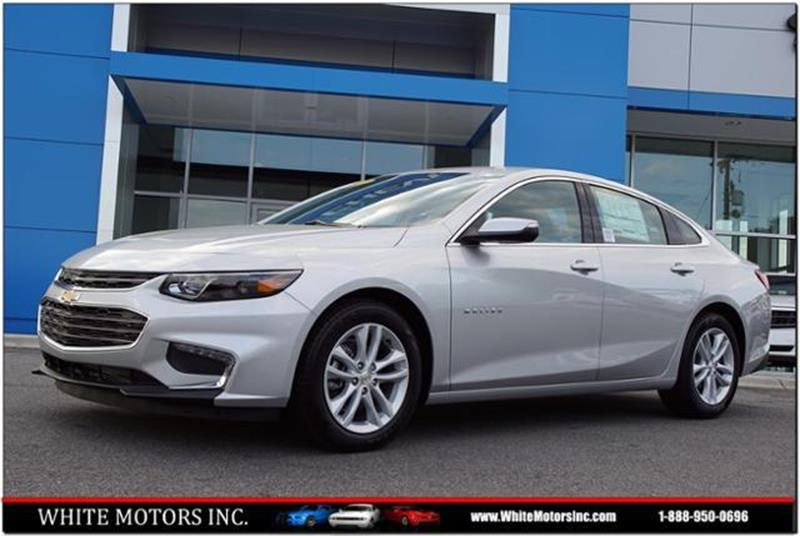2017 chevrolet malibu lt 4dr sedan in roanoke rapids nc