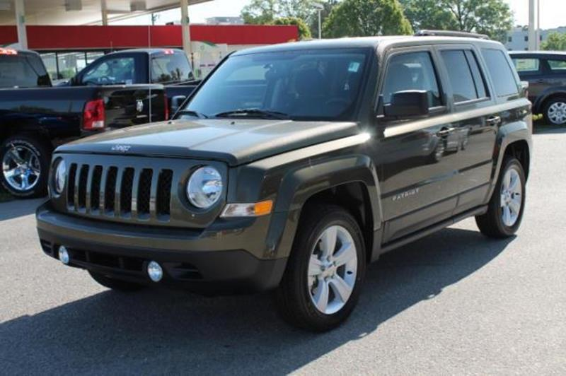 Jeep Patriot For Sale In Roanoke Rapids Nc