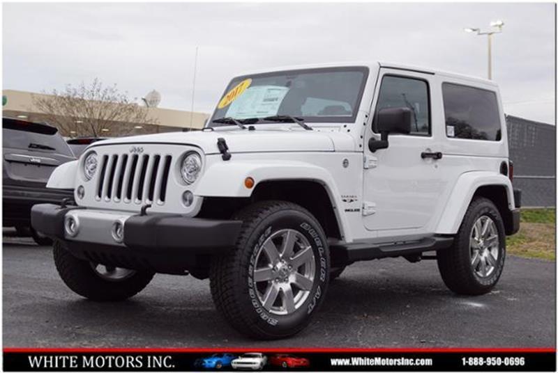 Jeep Wrangler For Sale In Roanoke Rapids Nc