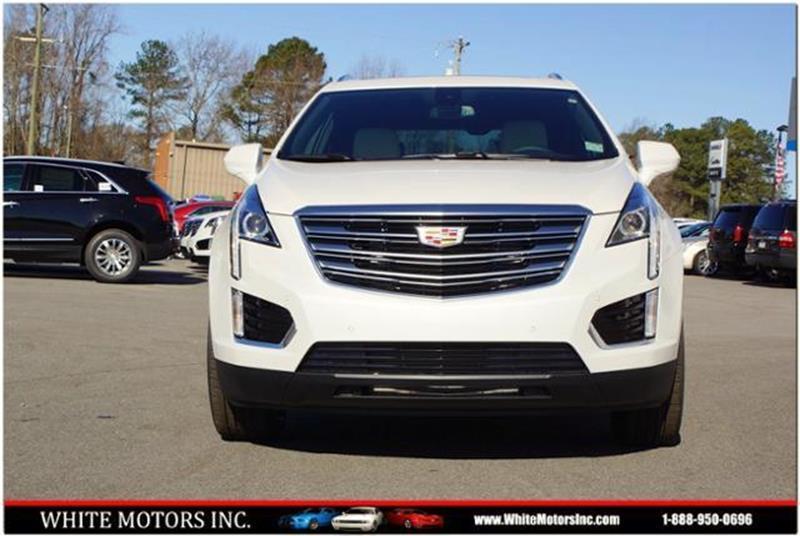 2017 Cadillac Xt5 Luxury 4dr Suv In Roanoke Rapids Nc
