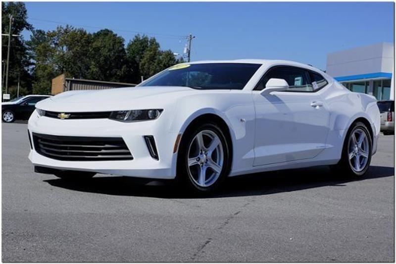 2017 chevrolet camaro for sale for White motors roanoke rapids