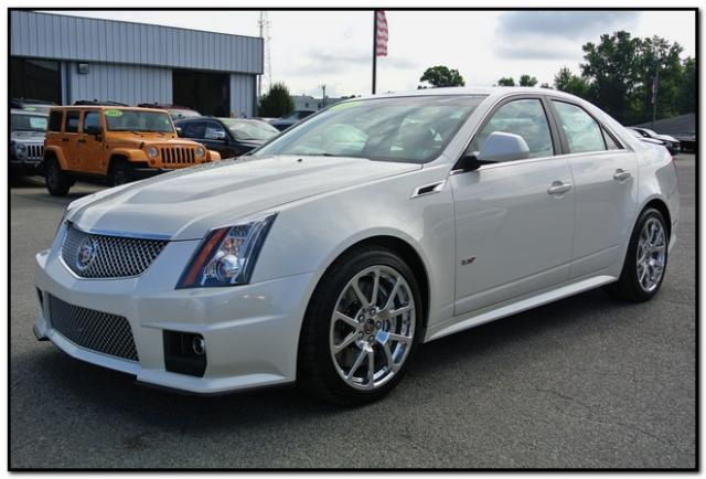 2014 cadillac cts v for White motors roanoke rapids