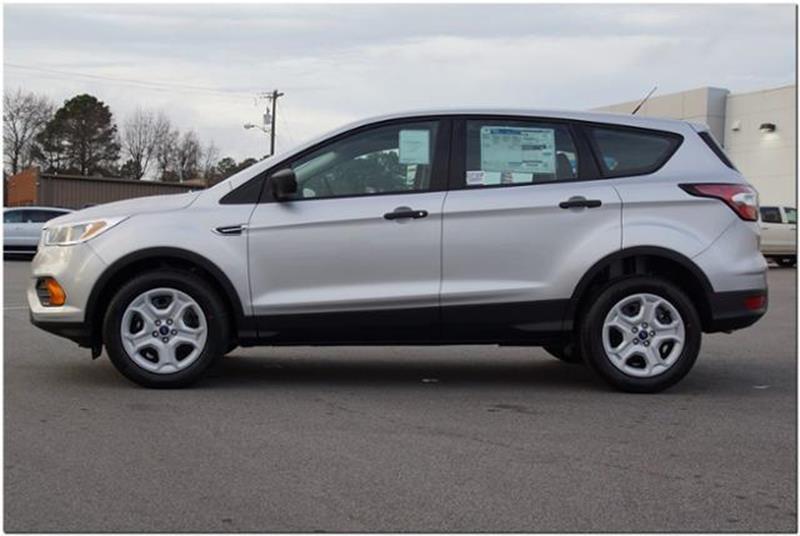 2017 Ford Escape S 4dr Suv In Roanoke Rapids Nc White