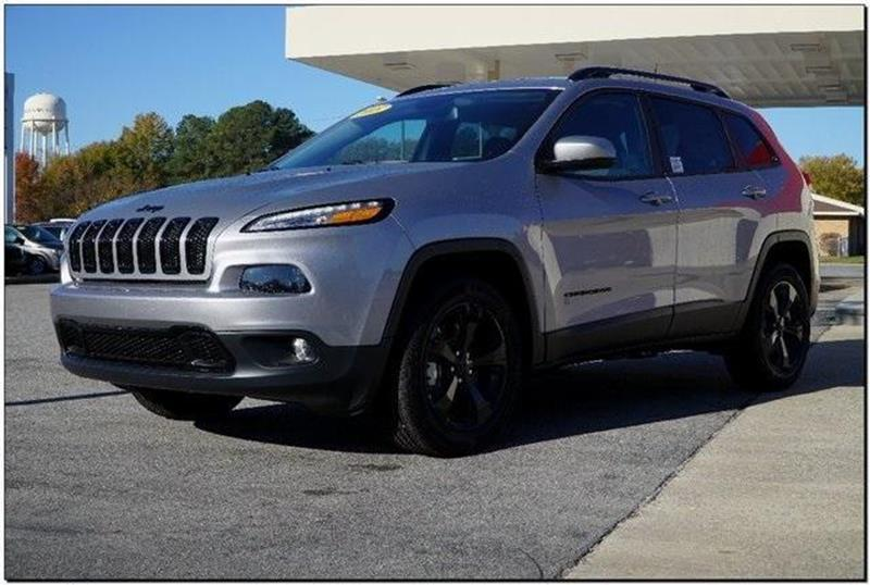 2018 jeep cherokee for sale in roanoke rapids nc. Black Bedroom Furniture Sets. Home Design Ideas