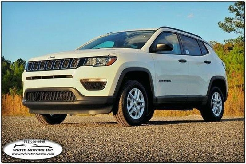 2018 Jeep Compass For Sale In North Carolina