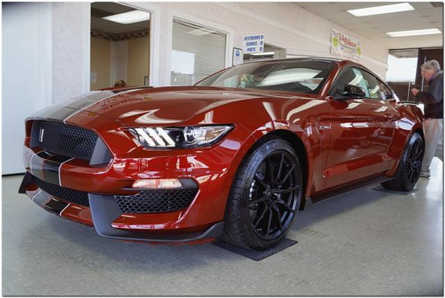 2017 Ford Mustang Shelby Gt350 2dr Fastback In Roanoke