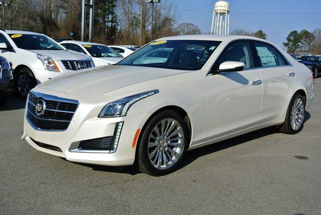 2014 cadillac cts 2 0t luxury collection 4dr sedan in for White motors roanoke rapids nc