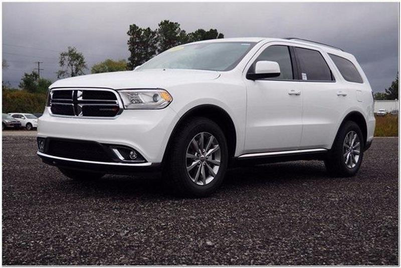 2018 Dodge Durango For Sale In North Carolina