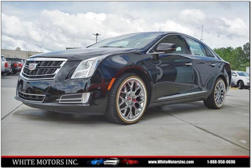 cadillac xts for sale in north carolina. Black Bedroom Furniture Sets. Home Design Ideas