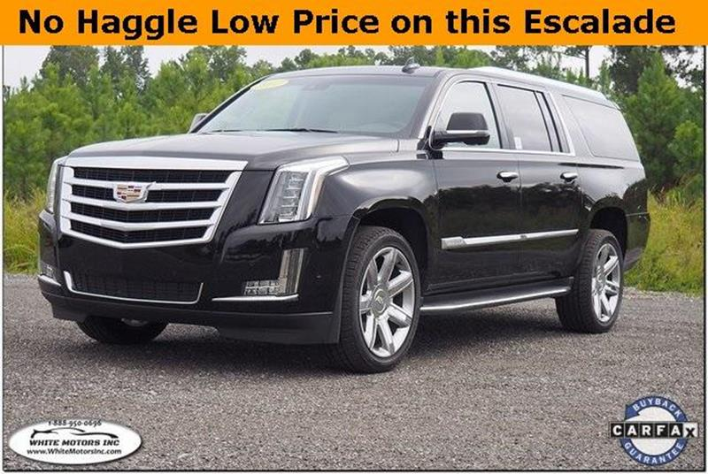Cadillac Escalade Esv For Sale In North Carolina