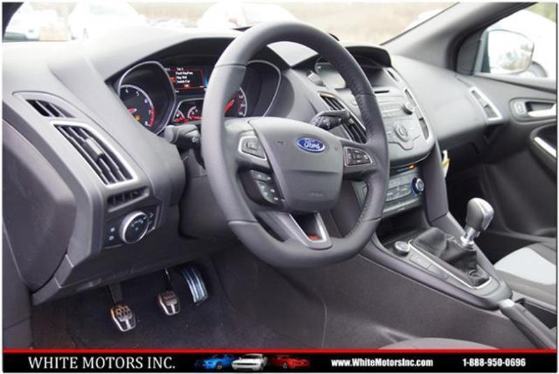 2017 Ford Focus St 4dr Hatchback In Roanoke Rapids Nc