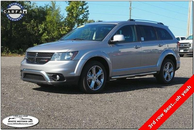 Used Dodge Journey For Sale In Roanoke Rapids Nc