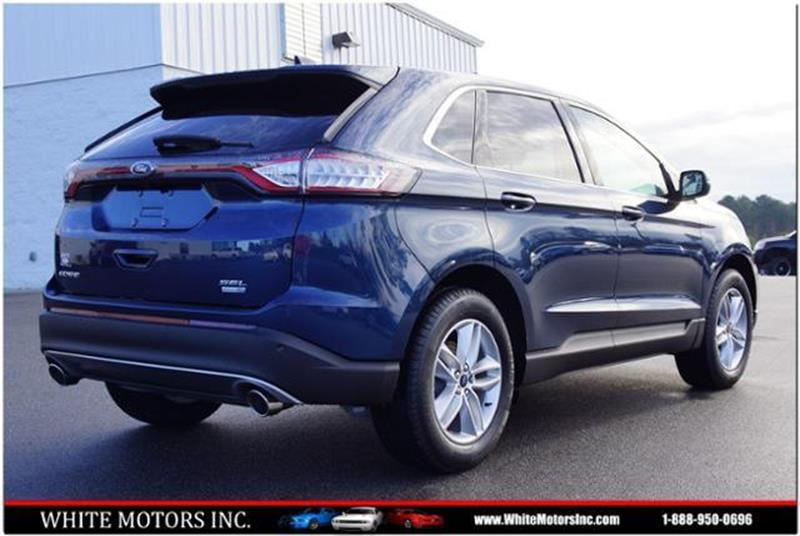 2017 Ford Edge Sel Awd 4dr Suv In Roanoke Rapids Nc