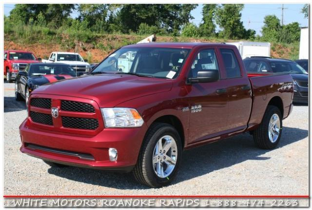 used 2014 ram ram pickup 1500 for sale