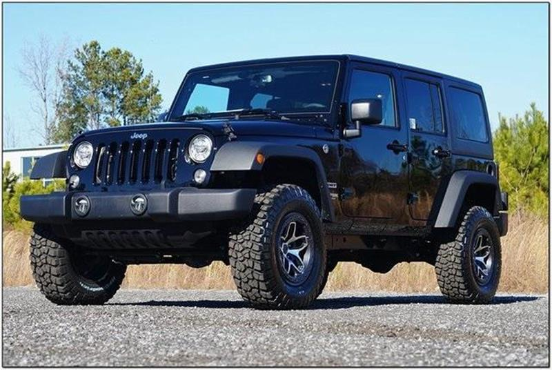 Jeep Wrangler For Sale In Roanoke Rapids Nc