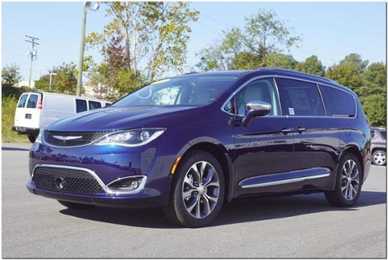 2017 Chrysler Pacifica For Sale In North Carolina