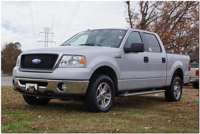 2007 Ford F 150 Xlt In Roanoke Rapids Nc White Motors Inc