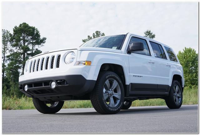 2017 jeep patriot 4x4 sport se 4dr suv in roanoke rapids for White motors roanoke rapids