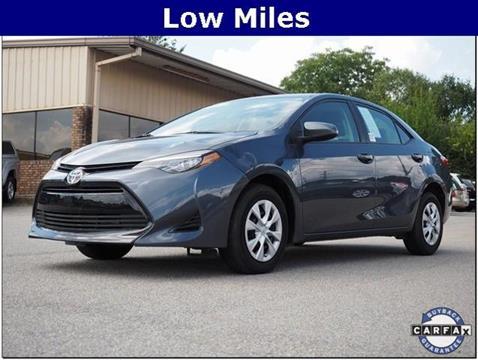2017 Toyota Corolla For Sale In Roanoke Rapids Nc