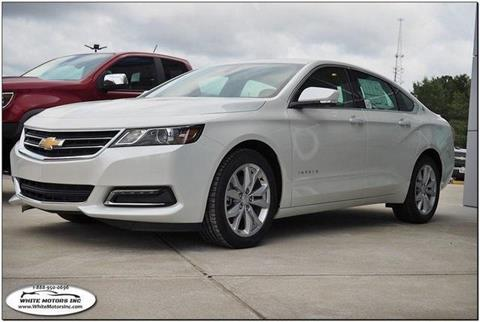 2018 Chevrolet Impala For Sale In North Carolina