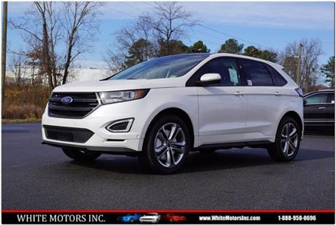 2017 ford edge for sale in north carolina