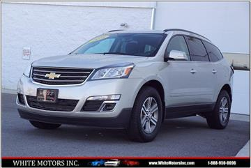 2016 Chevrolet Traverse For Sale North Carolina