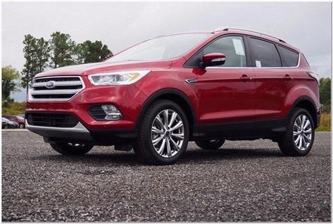 2018 Ford Escape for sale in Roanoke Rapids, NC