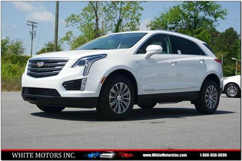 Cadillac Xt5 For Sale North Carolina