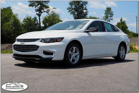 2017 Chevrolet Malibu For Sale In Roanoke Rapids Nc