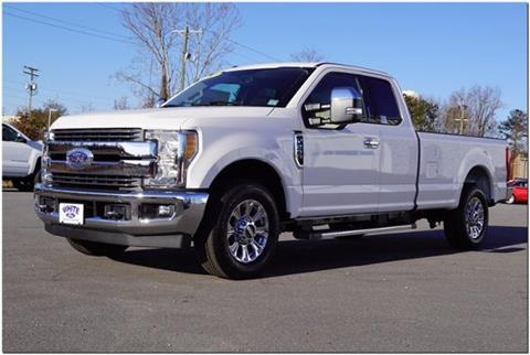 Ford F 250 Super Duty >> 2017 Ford F 250 Super Duty For Sale In North Carolina Carsforsale Com